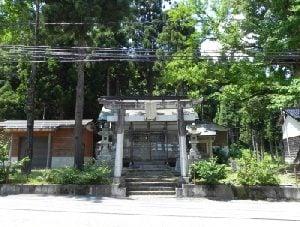 瀬戸神社(白山市瀬戸イ98) - 石川県神社庁