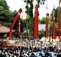 お熊甲祭り(二十日祭り)